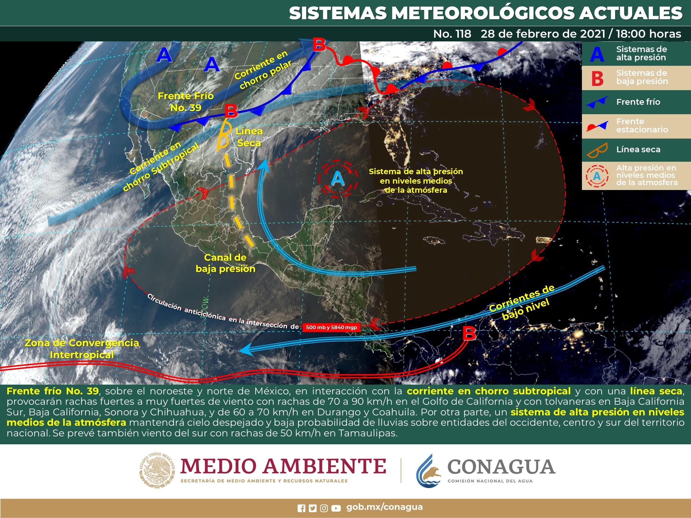 Arranque de semana con máximas hasta de 32 grados en Guanajuato