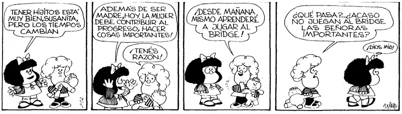 MAFALDA-SUSANITA-PROGRESO