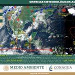 Domingo con 60% de probabilidad de lluvias en varias zonas de Guanajuato